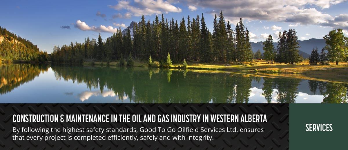 Good to Go Oilfield Ltd  – Pressure Equipment, Construction